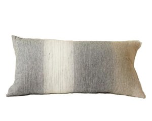 Love the look of bohemian bedroom decor, but need a little guidance pulling it all together? Check out this boho bedroom shopping guide - featuring eco-conscious items like this OEKO-Tex Certified Linen throw pillow from ethical marketplace Made Trade.