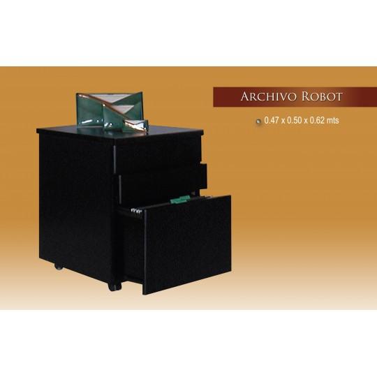 Archivos Robot  Oficentro ABM