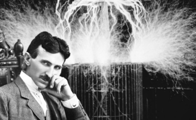 Interview With Nikola Tesla From 1899 Everything Is The Light Oficial Media