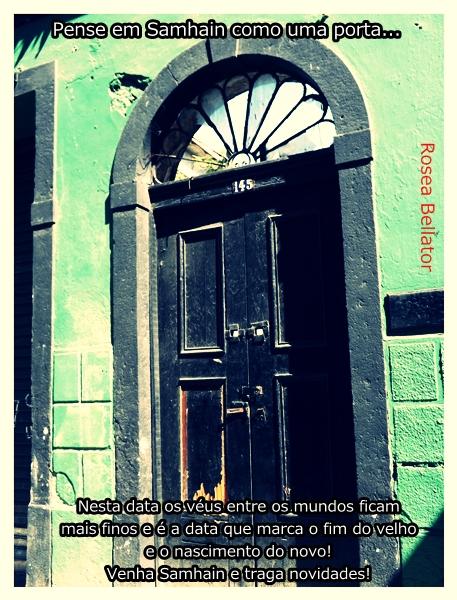samhain a porta