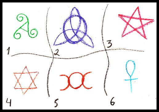 Reconhecendo smbolos pt1 triplos estrelas e uma cruz reconhecendo smbolos pt1 triplos estrelas e uma cruz diferente oficina das bruxas ccuart Gallery