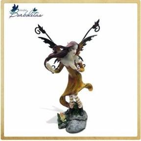 estátua de fadas 6