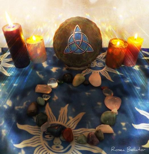 o círculo mágico