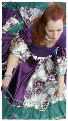 Fotos Samsara - Grupo de Dança Cigana. Imagens de Catherine De Looz - Rubi - autorizadas. (3)