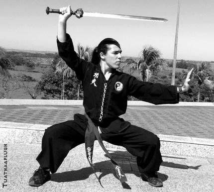 Artes Marciais - magia e artes marciais - foto de Tuathaaplugh