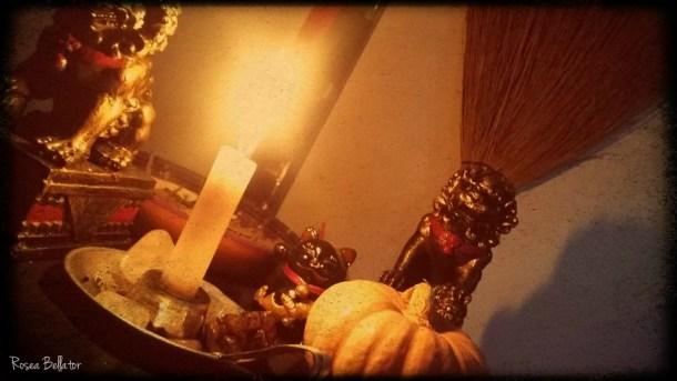 o altar astral rosea bellator