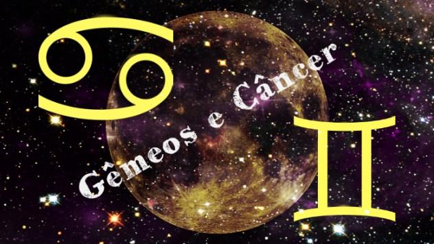 gemeos e cancer