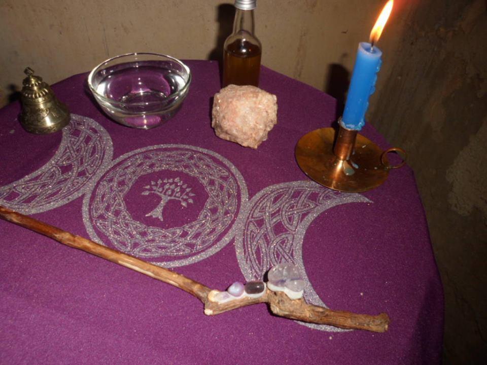 altar da anna amaral