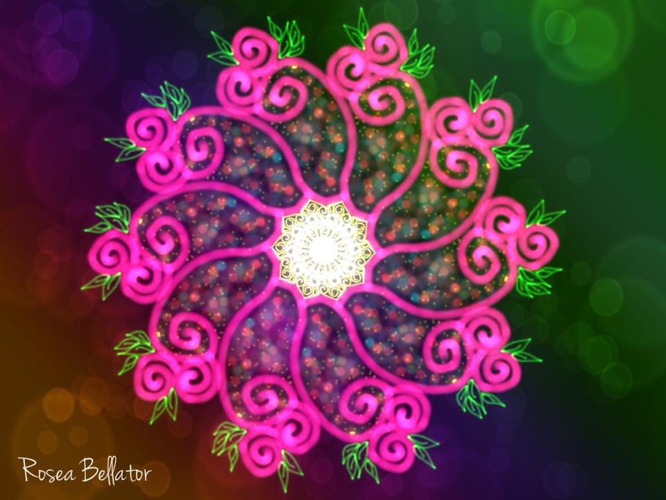 Mandala da Primavera - Feitiços de Primavera amor, feitiços de primavera para prosperidade, feitiços de primavera para proteção, feitiços de primavera para despertar, feitiços de primavera para sabbath