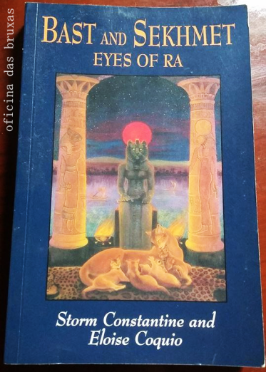 bast and sekhmet eyes of ra livro deusas