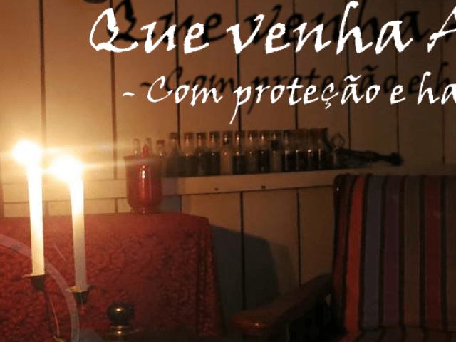 abril ritual para proteção