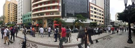 Oficina de Autonomia - Boca Maldita, Curitiba/PR, janeiro 2017 - Fotografia Tuca Nissel