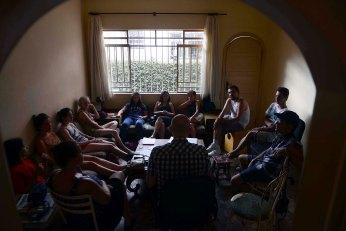 Oficina de Autonomia - Rua Atílio Bório, 603, Curitiba/PR, janeiro 2017 - Fotografia Gilson Camargo