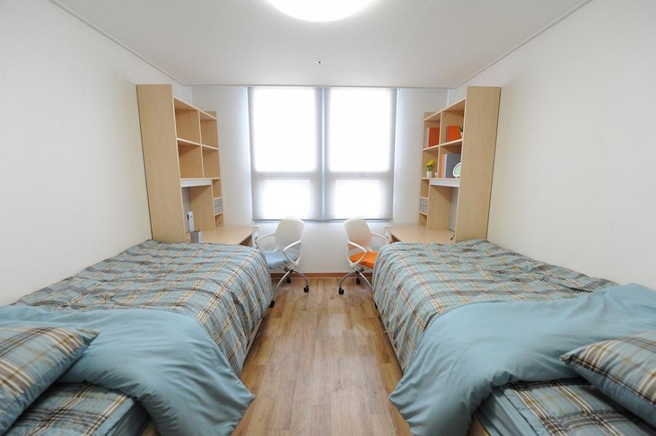 Residencia de estudiantes en UI  Oficina de Incheon en Mlaga