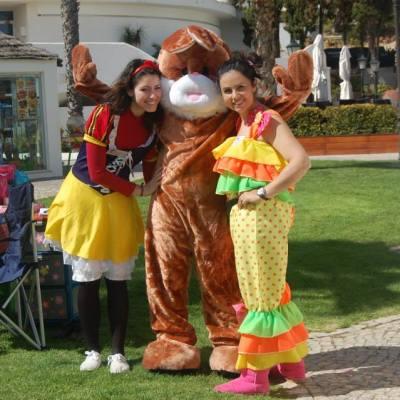 Caça ao Ovo da Pascoa | Oficina de Sonhos - Animação e Decoração de Eventos Algarve