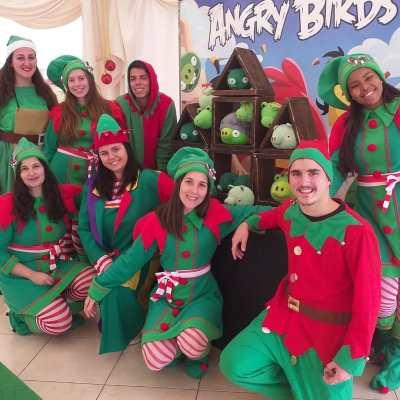Festas de Natal   Oficina de Sonhos - Animação e Decoração de Eventos Algarve
