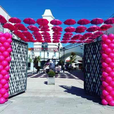 Decoração com Balões Eventos | Oficina de Sonhos - Animação e Decoração de Eventos Algarve