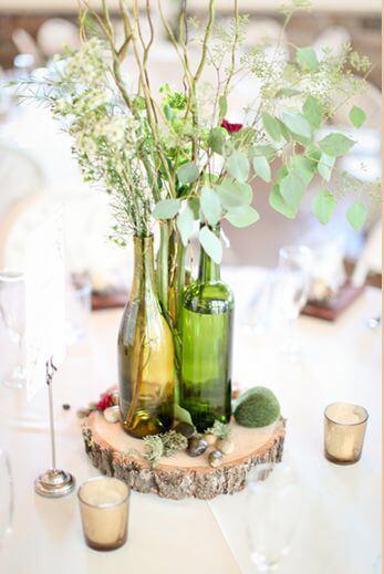 21 Ideias Lindas de Decoração de Casamento Simples 6 21 Ideias Lindas de Decoração de Casamento Simples