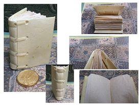 pergaminho felxivel 5cm papelfibrabananeira
