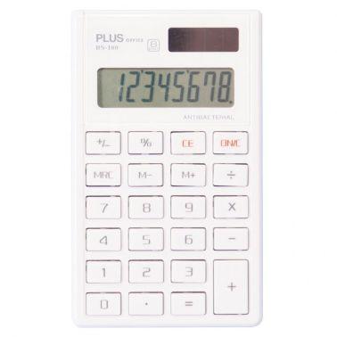 Calculadora 10 digits Plus Office BS-180 Antibacteriana