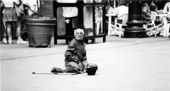 The Beggar Who Asked For More