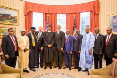 Buhari Photocracy: While We Were Distracted In Washington