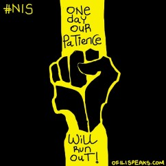 Why The #Nigeria Government Needs Some Training On The Word IMPATIENT #NIS