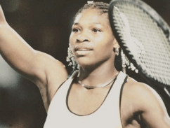 #SerenaWilliams On Her First Professional Tennis Match