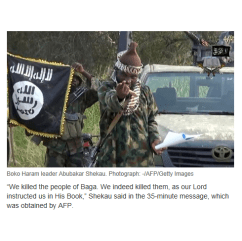 #BokoHaram Gives Nigeria The Middle Finger Again: How and Why #Baga