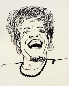 The Maya Angelou Quote That Made Me Write … Everyday
