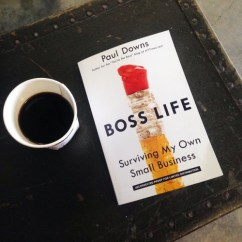 Boss Life: The Shit They Don't Tell You About Entrepreneurship #BookReview