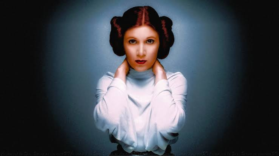 Carrie Fisher, a eterna princesa da cultura pop