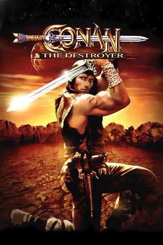 Conan the Destroyer / Конан Разрушителят (1984)