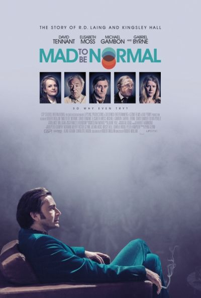 Mad to Be Normal / Лудостта да си нормален (2017)
