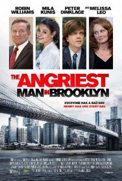 The Angriest Man in Brooklyn / Най-гневният мъж в Бруклин (2014)