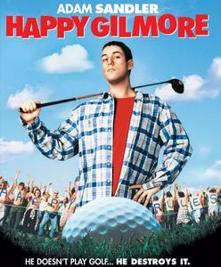 Happy Gilmore / Щастливият Гилмор (1996)