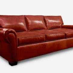 Small Sofa Bed Without Arms Home Theatre Seating The Roosevelt Lawson Roll Arm Of Iron And Oak