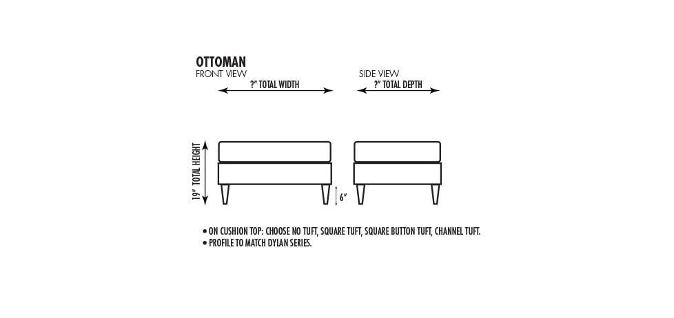 Dylan Ottoman
