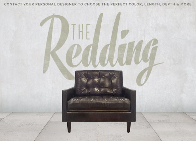 Redding Mid-Century Chair