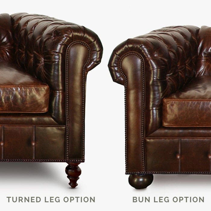 Irving Classic Chesterfield Legs