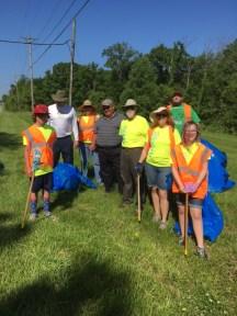 Kiwanis Earth Day Crew 3 2017