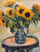 Sunflower Ensemble - Marianne D. Cracovaner
