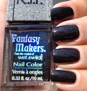 Wet N Wild Fantasy Makers Nail In The Coffin Swatch