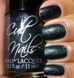 Cult Nails I Got Distracted Swatch
