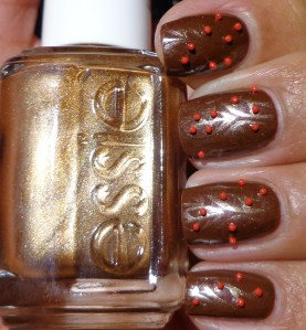 31 Inspired Days of Nail Art – Day 23: Nails Inspired By Nature