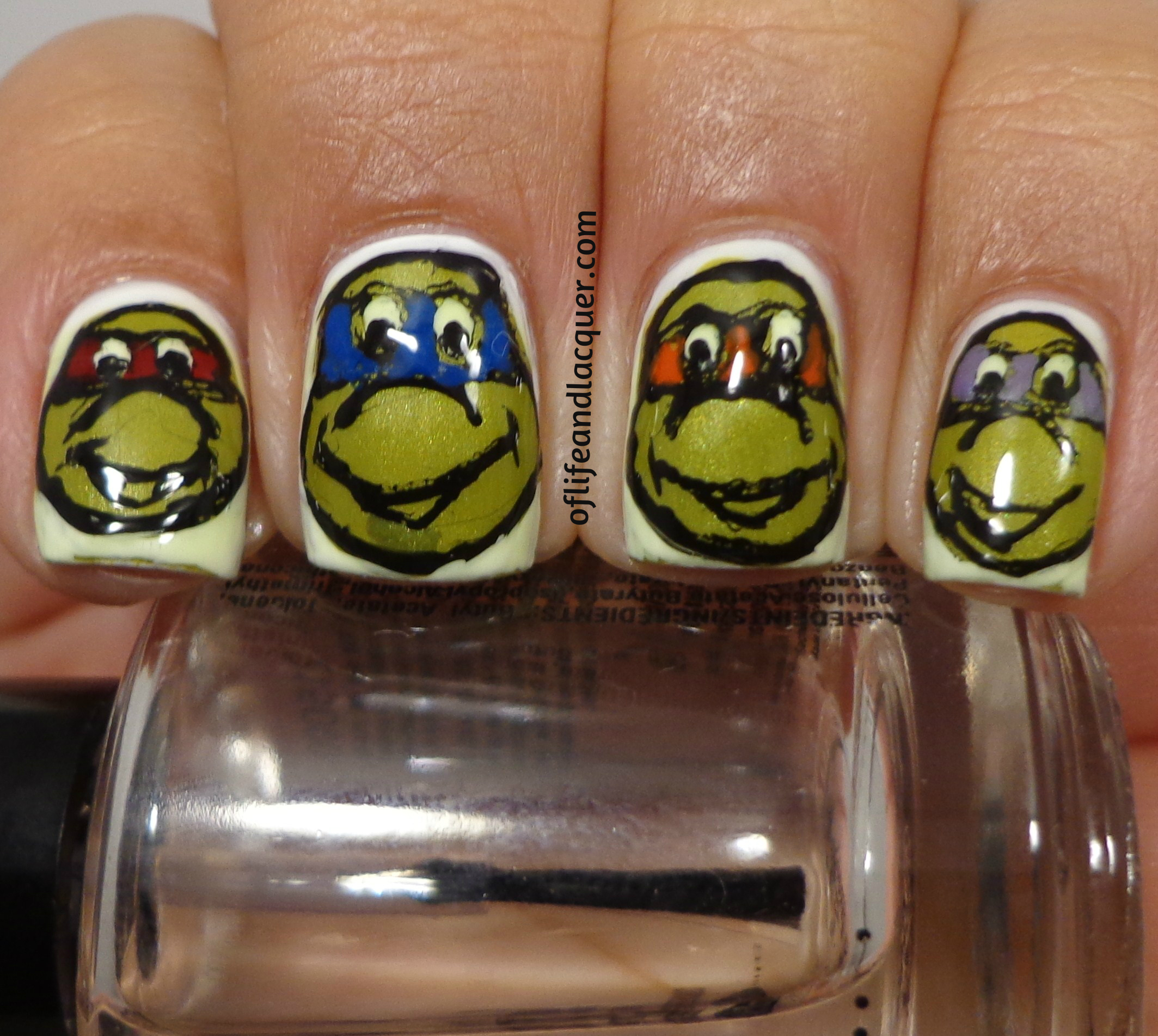 31 Inspired Days of Nail Art – Day 31: Recreate Your Favorite Mani ...