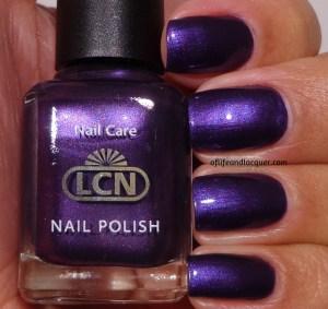LCN Violet Amethyst Swatch