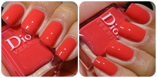 Dior Lucky Swatch