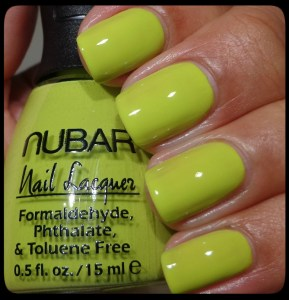 Nubar Sour Apple