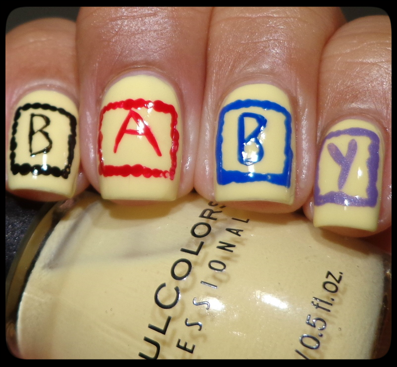 She\'s Having A Baby! - Of Life and Lacquer